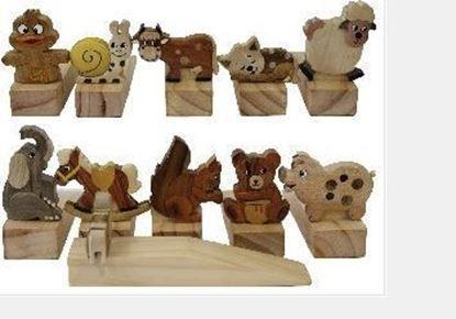 Image de Fermaporta in legno