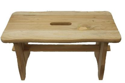 Immagine di Poggia piedi in legno
